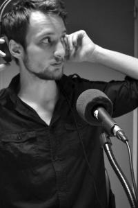 Benjamin Vincent, dans les locaux de l'IFP / Photo : Léonor Lumineau